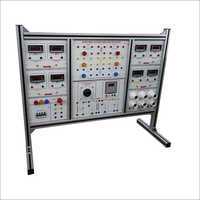 AL-E289A TRANSFORMER LAB TRAINER (SINGLE AND THREE PHASE)
