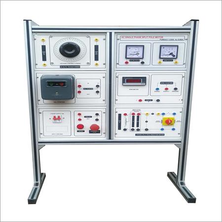 AL-E301C SINGLE PHASE AC SPLIT POLE INDUCTION MOTOR (SPEED CONTROL)