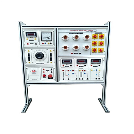 AL-E309A PARALLEL OPERATIONS OF TWO SINGLE PHASE TRANSFORMER TRAINER