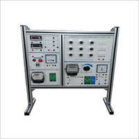 AL-E374A SINGLE PHASE ENERGY METER CONTROL TRAINER)