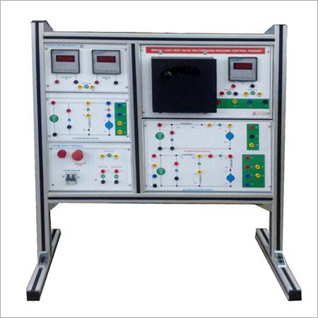 Al-e405c Dc Multiwinding Machine Trainer (Speed Control)