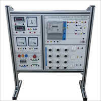 AL-E424A THREE PHASE ENERGY METER CONTROL TRAINER)