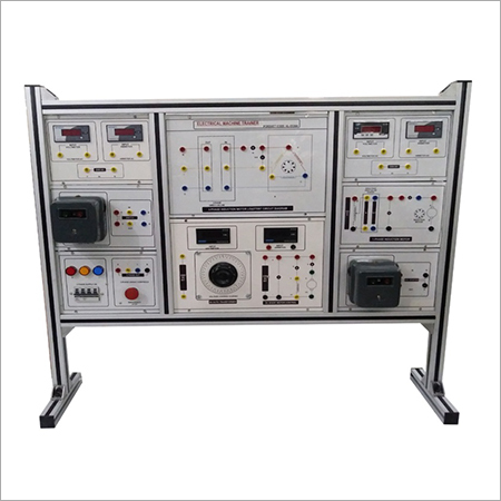 Al-e538a Electrical Machine Trainer