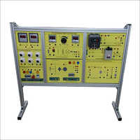 AL-E538C ELECTRICAL MACHINE TRAINER