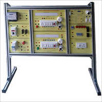 AL-E544A DOMESTIC HOUSE WIRING CONTROL TRAINER