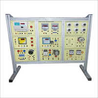 AL-E551A 3PHASE PROTECTION SYSTEM CONTROL TRAINER
