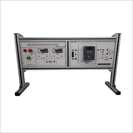 AL-E577 SPEED TORQUE CONTROL OF 3 PHASE INDUCTION MOTOR USING VSI FED INVERTER TRAINER