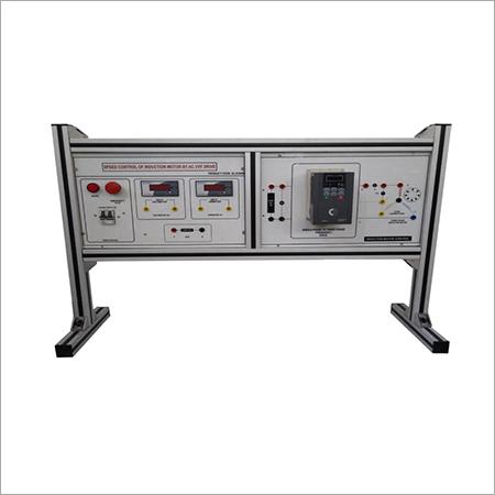 AL-E577B SPEED CONTROL OF 3 PHASE SLIP-RING INDUCTION MOTOR USING VSI FED INVERTER TRAINER