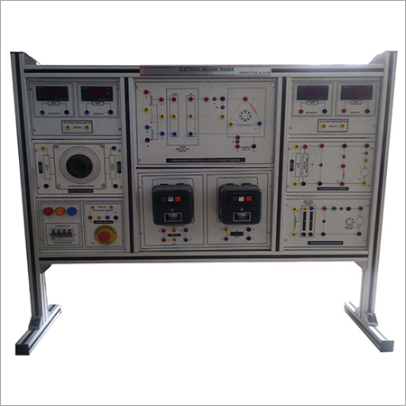AL-E647A AC MACHINE TRAINER (WITH 5 MOTORS)