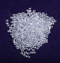Cvd Diamonds 1.35mm to1.40mm GHI VVS VS Round Brilliant Cut Lab Grown HPHT Loose Stones TCW 1
