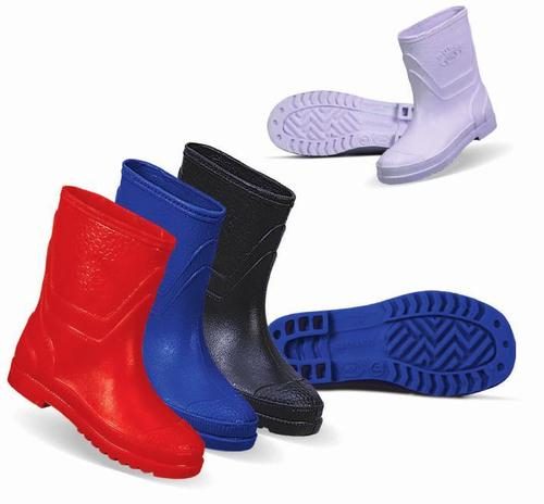Safety Gumboots - Commando