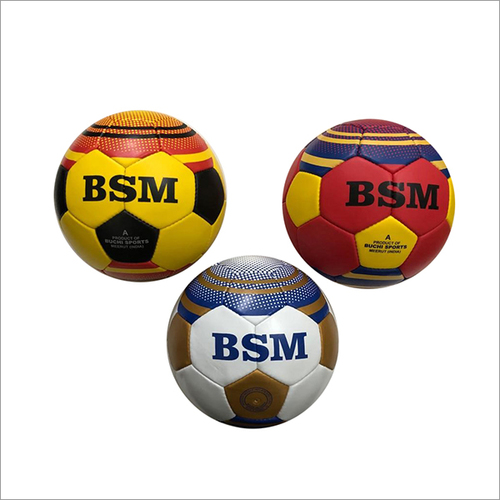 BSM Synthetic Rubber Football