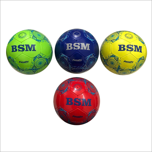 Sports Rubber Football Penalty No 5