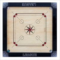 League Carrom Board