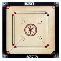 Match Carrom Board