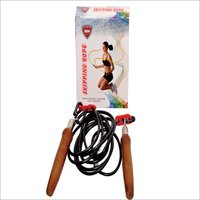 Jump Rope Wooden Handle