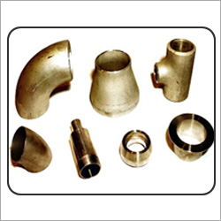 Nickel And Copper Alloy Buttweld Fitting
