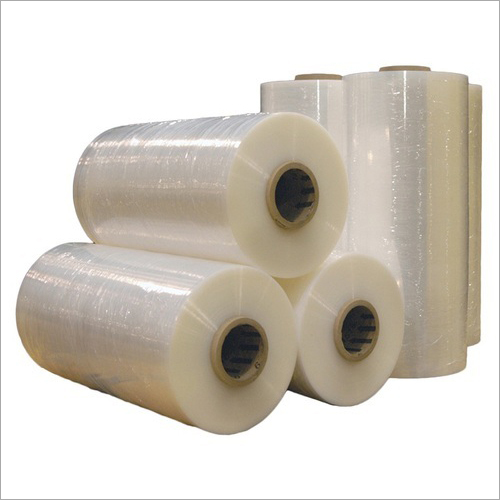 White Plastic Film