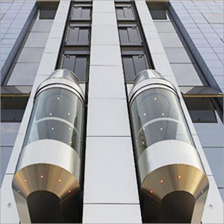 CAPSULE MIRROR ELEVATOR