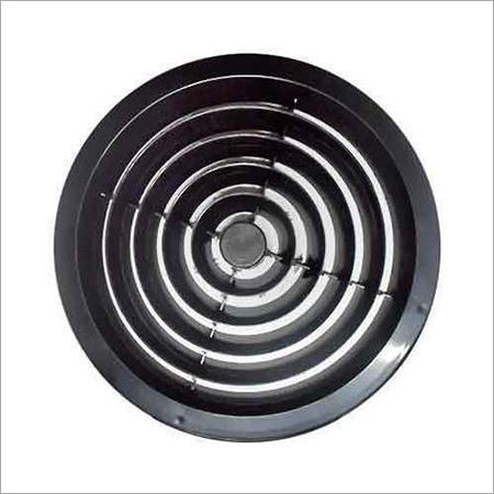 Fan Grill Round