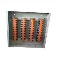 Fibre patti elevator junction box