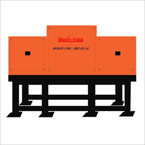 Aluminium And Copper Waste Shredder