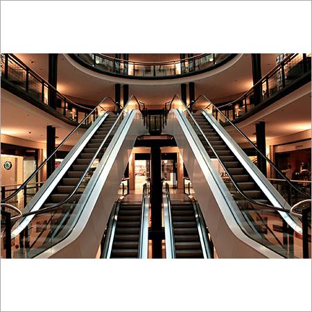 Side Glass Escalator