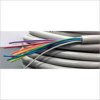 Telephone Cable Round