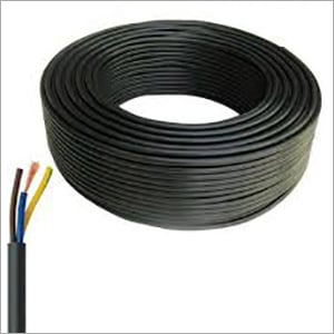 Elevator round cable