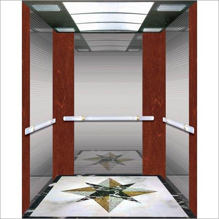 Wooden Make Elevator