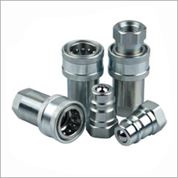 VV Series Double Shut Off Coupling