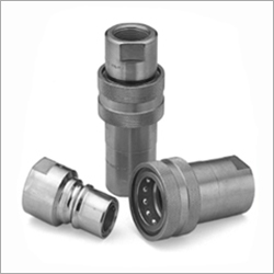 HD Series Double Shut Off Coupling