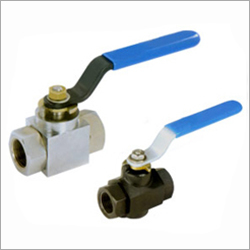 2-3 Way Medium Pressure Ball Valve