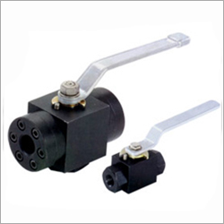 2-Way High Pressure Ball Valve