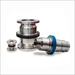Hazardous Fluid Quick Coupling