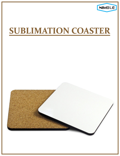 SUBLIMATION COASTER
