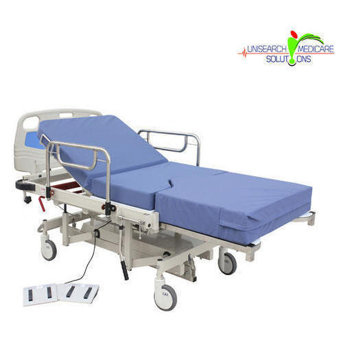 Motorized Delivery Bed