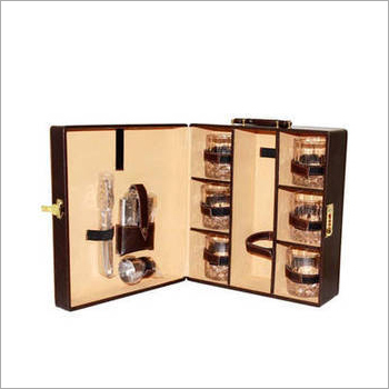 Travel Bar Case Set