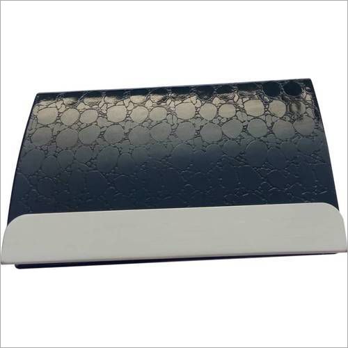 PU Leather Credit Card Holder