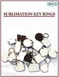 Sublimation Key Chains