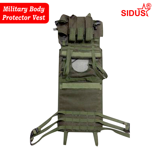 Military Body Protector Vest