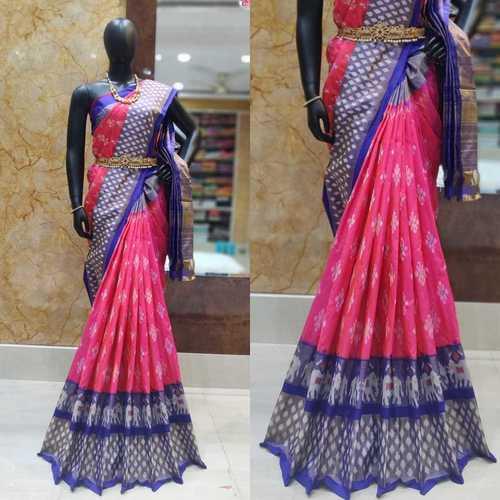Pochampally Silk Mark Saree