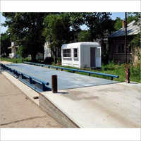Composite Pitless Weighbridge