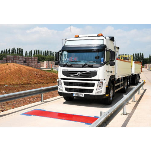 Dynamic Weighbridge