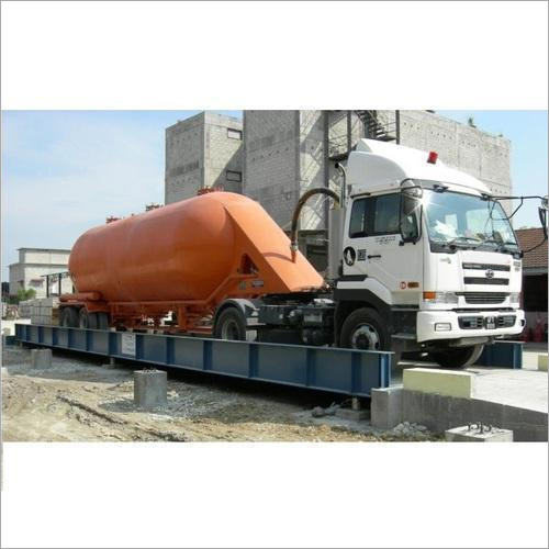Mild Steel Pitless Truck Weighbridge