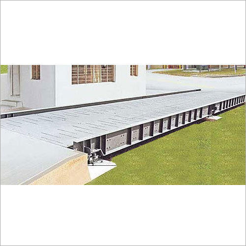 Mild Steel Pitless Weighbridge