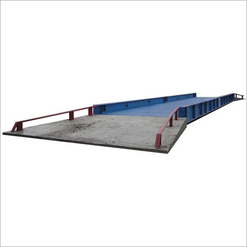 60 Ton Pitless Weighbridge