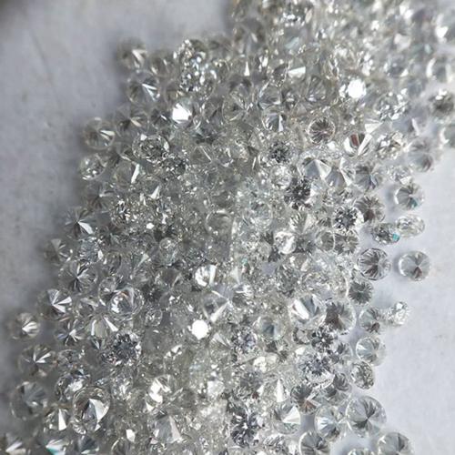 Cvd Diamond 3.60mm to3.70mm GHI VVS VS Round Brilliant Cut Lab Grown HPHT Loose Stones TCW 1