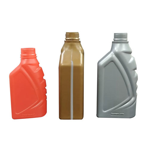 1 Ltr Mobil Oil Bottle