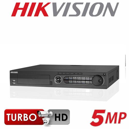 HIKVISION 5 MP SERIES DVR